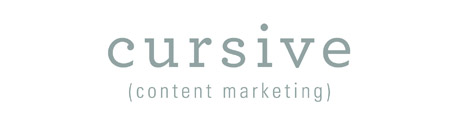 Cursive Content Marketing : Conte