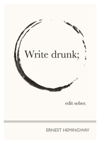 content marketing quote 8 write drunk