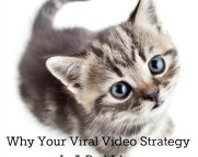 Why your viral video strategy is a bad idea (and 5 ways to develop a great video anyway)