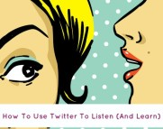 Twitter listen