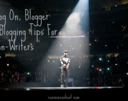 Blog on, blogger: 7 blogging tips for non-writers