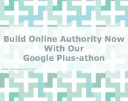 googleplusathon