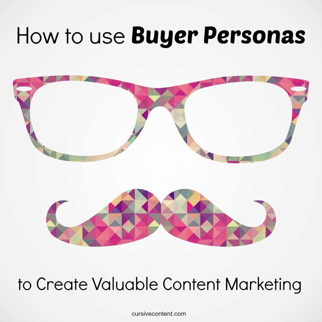 content marketing mix buyer personas