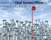 The Rising Role of the Chief Content Officer