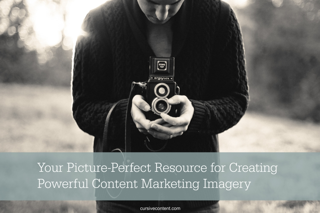 resource creating content marketing imagery