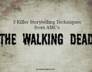 3 killer storytelling techniques from the walking dead