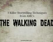 3 killer storytelling techniques from the walking dead