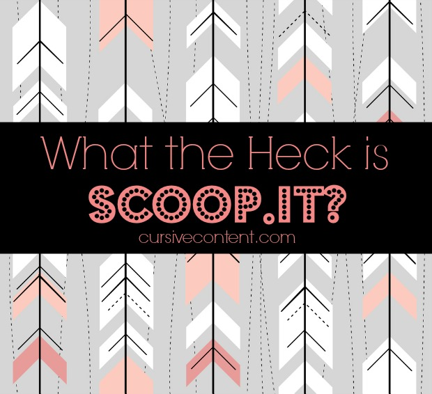 What is Scoop.it?