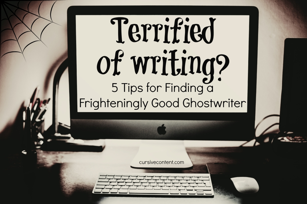 How to Hire a Ghostwriter to Help You Write a Book - YouTube
