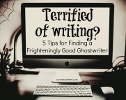 how to hire a ghostwriter for content marketing