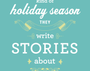 Cursive Content Marketing Holiday Card