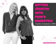 Cursive Content Marketing Interivew with Prim'd Marketing - Sophie Davis Jenni Brown