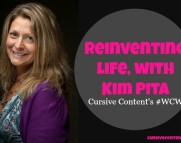Kim Pita - Cursive Content Marketing's #WCW