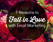 7 reasons to fall in love with email marketing for small business