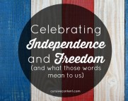 Celebrating Independence and Freedom
