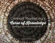 Content Marketings Curse of Knowledge
