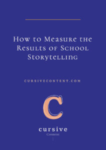 How to Measure the Results of School Storytelling (1)
