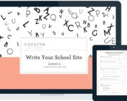 Write Your School Site course
