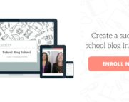 School Blog School - Enroll Now!